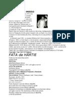 Guillaume Musso - Fata de Hartie