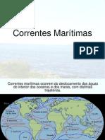 Correntes Marítimas