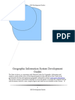 Geographic Information System Development Guides