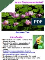 Buddhism & Environmental Conservation
