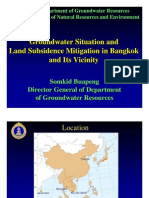 2.7.4 Groundwater in Bangkok