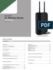 Belkin N+ Router Manual