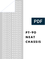 Chassis PT 90 NEAT Service Manual