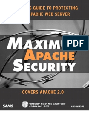 Maximum Apache Security | Computing | Technology
