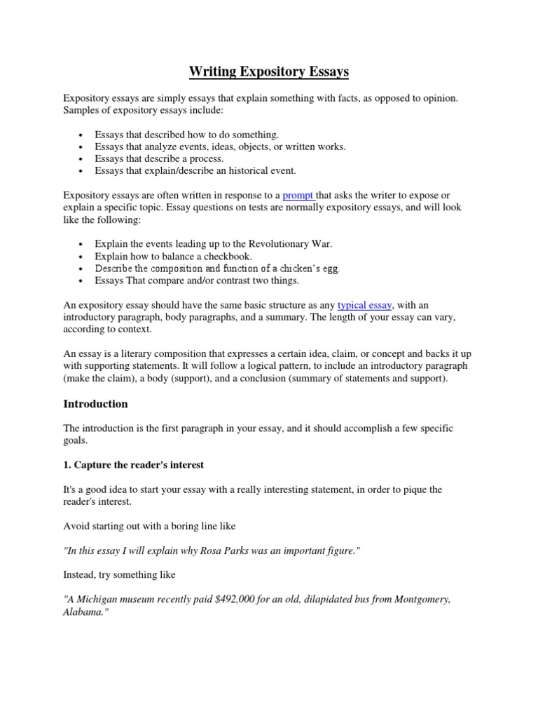 humorous expository essay How to write expository essays - duration: 5:06 rachel self 43,064 views 5:06 expository writing song - audio - duration: 2:32.