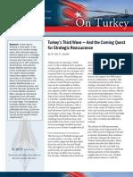 Lesser Turkeys Third Wave Oct11
