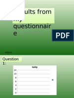 Analysis of Question a Ire