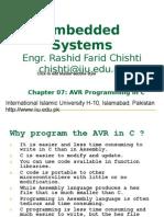 Ch07 AVR Programming in C