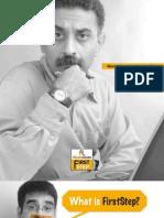 FirstStep Brochure