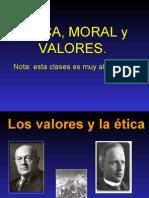 PRIMERA SESION Introducción Historia > LOS VALORES Introduccion Practica Por Profesores 2