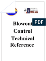 Blowout Technical Refrence