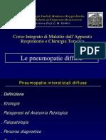 Pneumopatie Diffuse
