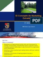 The Strategic MKT Concept 2011