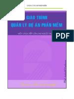 Giao Trinh Quan Ly Du an Phan Mem
