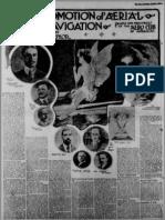 Aero Club of America History (1907)