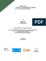 Factores Asociados Nicaragua 2004