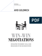 Win-Win Negotiation Techniques