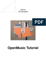 Open Music Tutorial