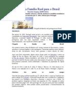 FAMÍLIA REAL NO BRASIL - D. JOÃO VI