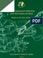 The Employment Dilemma 2006