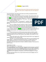 Essays for the Certificate of Proficieny in English