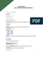 Lab Oratorio 4 Simulacion y Modelaje