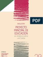 Proyecto principal de educación UNESCO