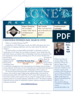 April 2010 Magnet News