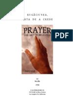 Neville Goddard Rugaciunea Arta de a Crede[1]