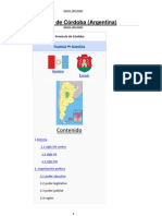Provincia de Córdoba
