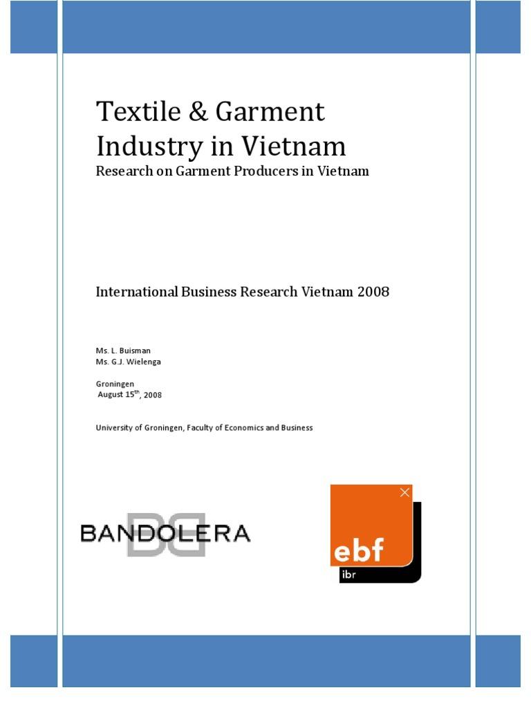 Textile-and-Garment-Industry-in-Vietnam | Iso 9000 | Vietnam