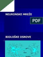 NEURONSKE MREZE