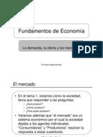 1 Demanda Oferta y Mercado