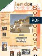 revista de sociologia