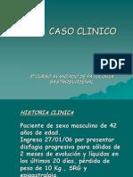Caso 1 Gastritis Cronica