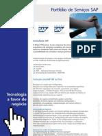 Portfolio SAP