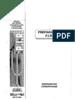 Examen PIR Comentado 2005