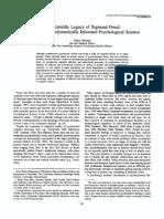 1. the scientific legacy of sigmund freud_Westen_psych bulletin 1998