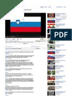 Slovenian Anthem 1918-1990 Naprej zastave Slave, by Simon and Davorin Jenko 1860