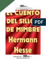 CUENTO SILLON