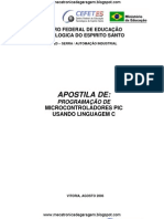 Apostila Micro Control Adores PIC 16f877 - Program an Do Em C No Ccs - CEFET