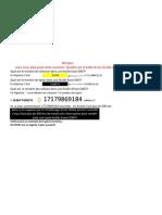 La Taille d'Une Feuille d'Excel 2007