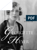 Georgette Heyer Biography by Jennifer Kloester