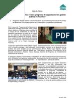 Fma Ndp008 Capacitacion Gestion Publica