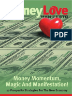 Money Love Manifesto