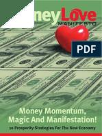 Money Love Manifesto