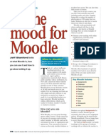Moodle Technology ARTICLE