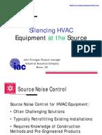 Fan Silencing Noise Control Cabinet