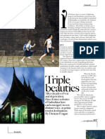La Residence Hue Hotel & Spa features on Epicure Magazine
