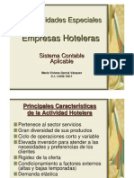 Ejemplo Hoteles Sistema Contable